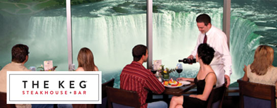 The Keg Steakhouse & Bar - Ramada Niagara Falls By The River