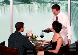 Fallsview Dining - Ramada By Wyndham Niagara Falls By The River