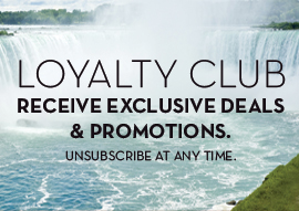 Loyalty Club - Ramada Niagara Falls By The River