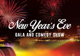 New Year's Eve Package - Ramada By Wyndham Niagara Falls By The River