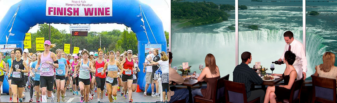 Ramada Niagara Falls By The River - Niagara Falls Womens Half Marathon Package
