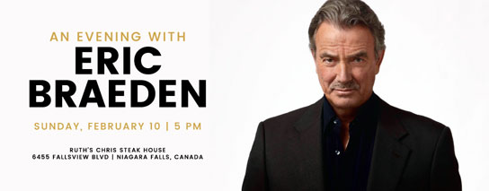 Ramada By Wyndham Niagara Falls By The River - An Evening with Eric Braeden