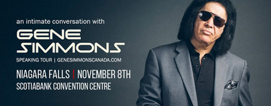 Ramada By Wyndham Niagara Falls By The River - An Interactive Evening With Gene Simmons Package