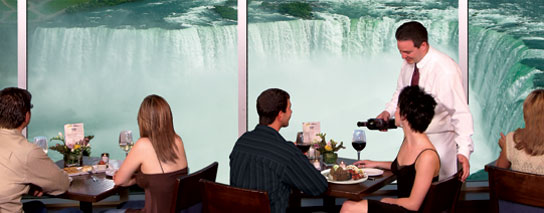 Ramada By Wyndham Niagara Falls By The River - Fallsview Dining Package