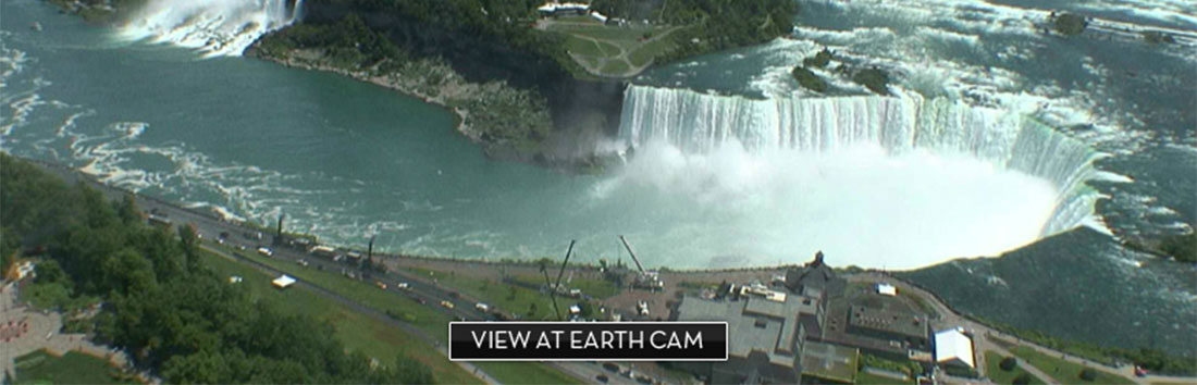 Falls Cam - Ramada By Wyndham Niagara Falls By The River
