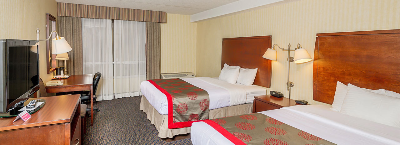 Rooms - Ramada Niagara Falls By The River