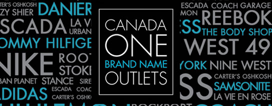 Canada One Factory Outlets - Ramada By Wyndham Niagara Falls By The River